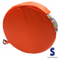 Senseez Vibrating Orange cushion,autism vibrating pillow cushion